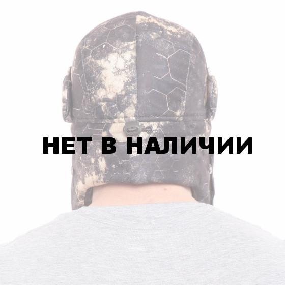 Шапка-ушанка Keotica Шугун мембрана MG-Blur