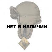 Шапка-ушанка Nordkapp Oster Pels арт. 535 хаки