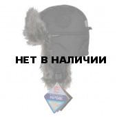 Шапка-ушанка NordKapp Talvi Badger MX Black арт. 5