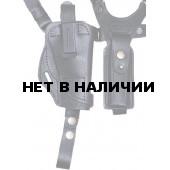 Кобура ХСН «Патруль-двухплечевая» скоба оперативная горизонтальная ПМ (III)