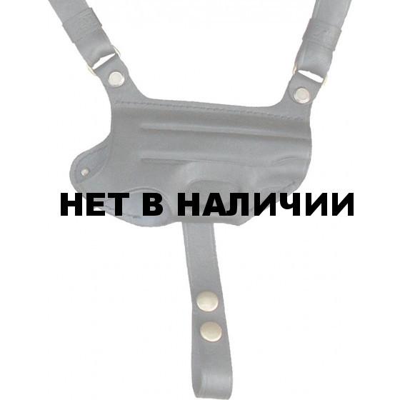 Кобура ХСН ПМ, ИЖ оперативная формованная черная (II)