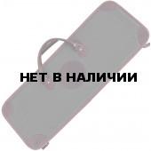 Чехол ХСН для ружья с двумя сменными стволами кейс, 80 см (II) (автовелюр)