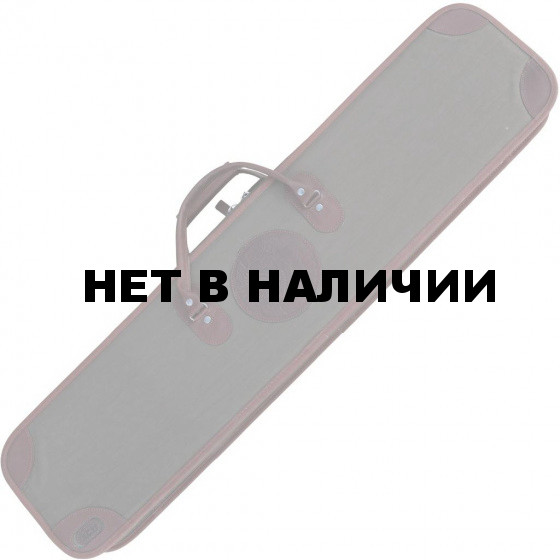 Чехол ХСН для ружья с двумя сменными стволами кейс, 100 см (II) (автовелюр)