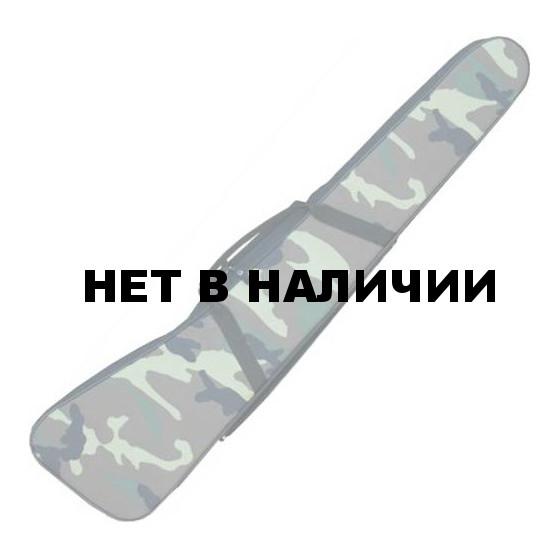 Чехол ХСН ружейный (№1, 104 см камуфляж, поролон)