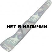 Чехол ХСН ружейный (№1, 132 см камуфляж, поролон)