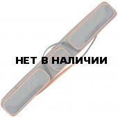 Чехол-сумка ХСН для рыболовных снастей 3-секционный (125 см полужесткий)