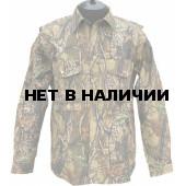 Рубашка ХСН рыбака-охотника (лес)