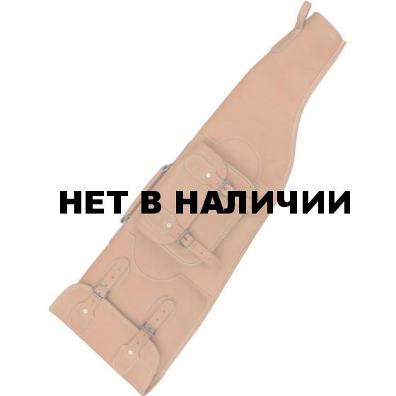 Чехол ХСН ружейный («ИЖ 27» футляр с натуральный мехом 79 см (I) )