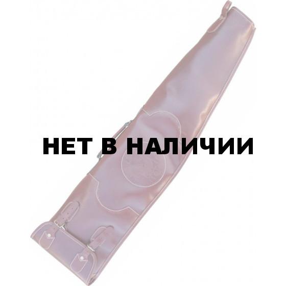 Чехол ХСН ружейный («Беретта» футляр с натуральный мехом 95 см (VIP) )