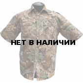 Рубашка ХСН с коротким рукавом «Фазан» (дубок)