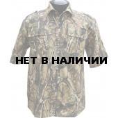 Рубашка ХСН с коротким рукавом «Фазан» (лес)