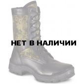 Ботинки ХСН Охрана-Легионер облегченные черные/цифра РФ