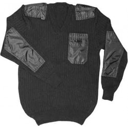 Пуловер ХСН (черный)