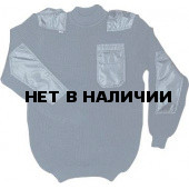 Джемпер ХСН «Кольчуга» 3 нити (синий)