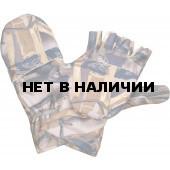 Варежки-перчатки ХСН windblock (камыш)
