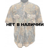 Рубашка ХСН летняя «Таежный стиль» (сетка-дубок)