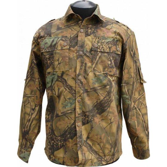 Рубашка ХСН «Фазан» (лес)