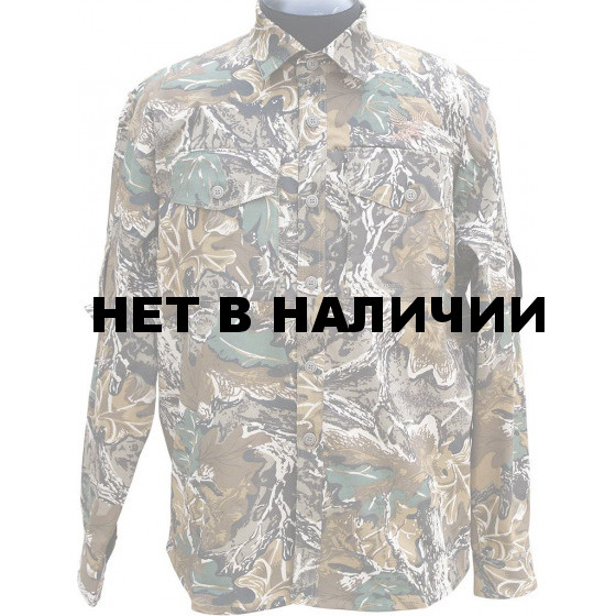 Рубашка ХСН рыбака-охотника «Фазан» (дубок)