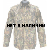 Рубашка ХСН рыбака-охотника «Фазан» (лес)