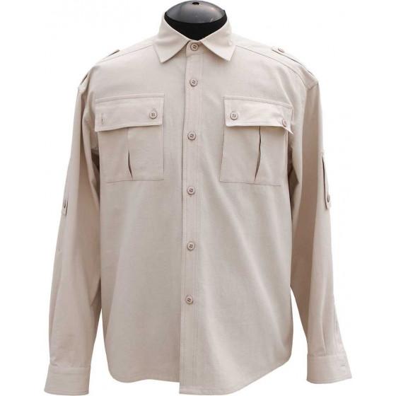 Рубашка ХСН рыбака-охотника «Фазан» (сафари)