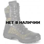 Ботинки ХСН Саяны Лето облегченные камбрель черные/цифра РФ