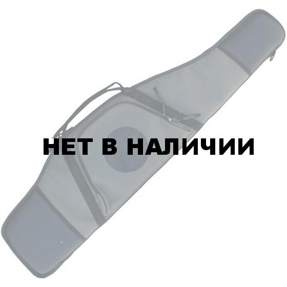 Чехол ХСН ружейный папка «Люкс» с оптикой (120 см. велюр)