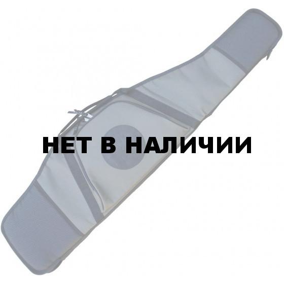 Чехол ХСН ружейный папка «Люкс» с оптикой (130 см. велюр)