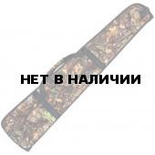 Чехол ХСН ружейный папка «Лес» (130 см. велюр)