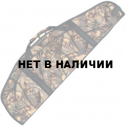 Чехол ХСН ружейный папка «Лес» с оптикой 90 см. (ночник велюр)