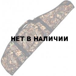 Чехол ХСН ружейный папка «Лес» с оптикой 110 см. (ночник велюр)