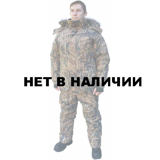 Костюм ХСН зимний «Тундра» (камыш, Alpolux ®)