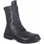 Ботинки ХСН Ратник на молнии искусственный мех черные