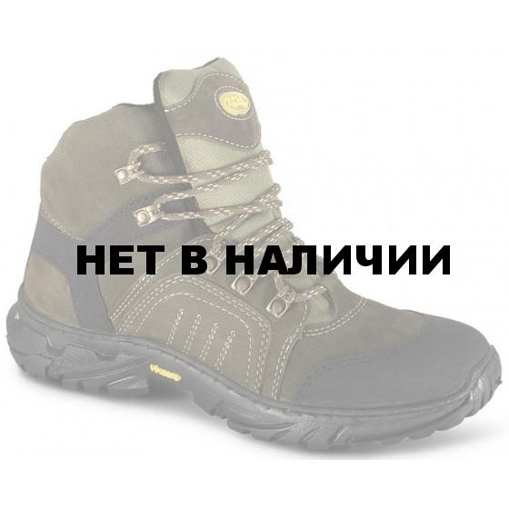 Ботинки ХСН Страйкер натуральный мех хаки