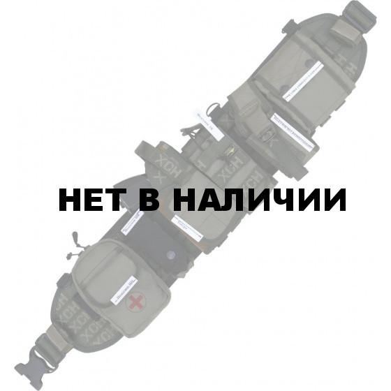 Пояс ХСН тактический МОЛЛЕ 5-и рядный (в комплекте)