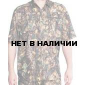 Рубашка ХСН с коротким рукавом «Бриз» (лес)