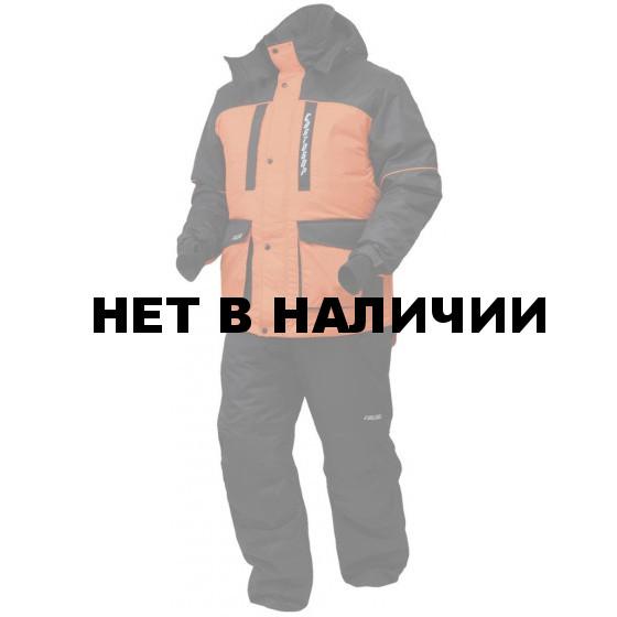 Костюм Святобор зимний «Нерпа» (оранжевый - черный)