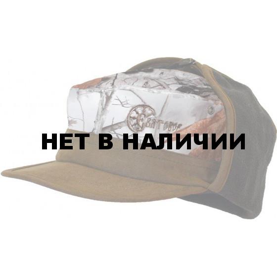 Шапка Святобор зимняя «Барс» (Белый лес)