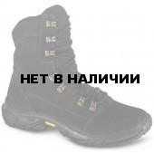 Ботинки ХСН Странник натуральный мех черные