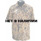 Рубашка ХСН мужская (короткий рукав камыш)