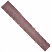Ремень ХСН ружейный фигурный кожаный тисненый с пряжкой