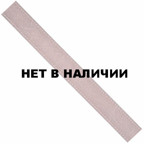 Ремень ХСН ружейный прямой 35 мм кожа велюр