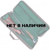 Чехол ХСН для двух разобранных ружей кейс, 81 см (II) (автовелюр)