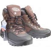 Ботинки ХСН Скаут thinsulate черно-коричневые