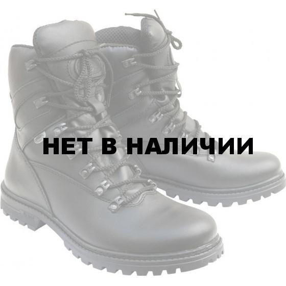Ботинки ХСН Кроссинг airtex черные