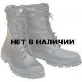 Ботинки ХСН Охрана натуральный мех черные