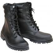 Ботинки ХСН Охрана искусственный мех черные
