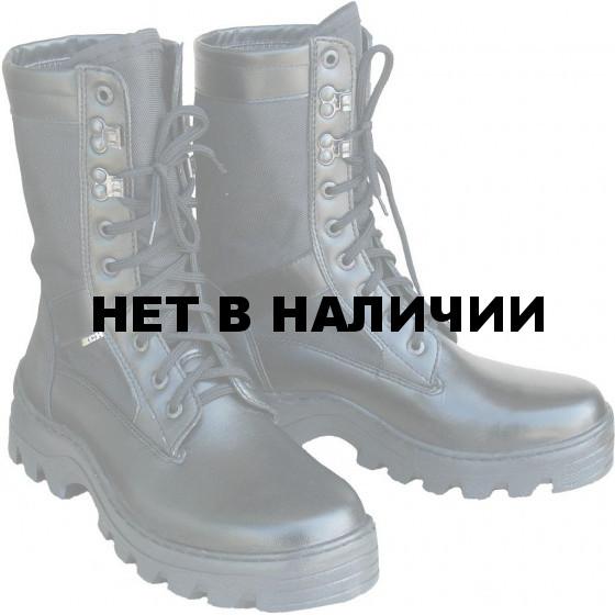 Ботинки ХСН Охрана-Легионер облегченные камбрель черные