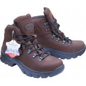 Ботинки ХСН Трекинг airtex коричневые