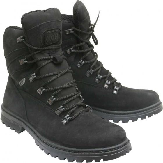 Ботинки ХСН Коккер airtex черные