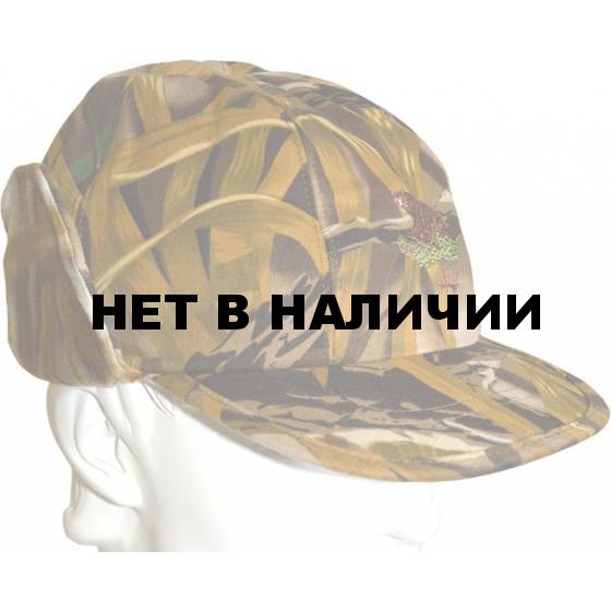Бейсболка ХСН демисезонная сигнальная (камыш)